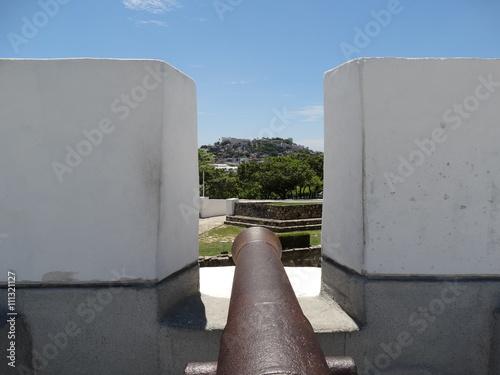 Fotografia, Obraz  Forte de Acapulco