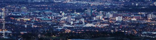 Photo Aerial panorama of Belfast