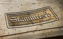 STAMMTISCH - Holz