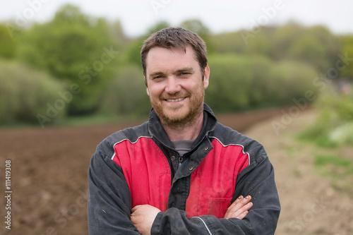 Fotografía  farmer Portrait