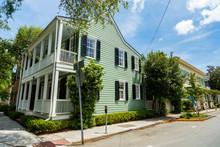 Historic Savannah Home