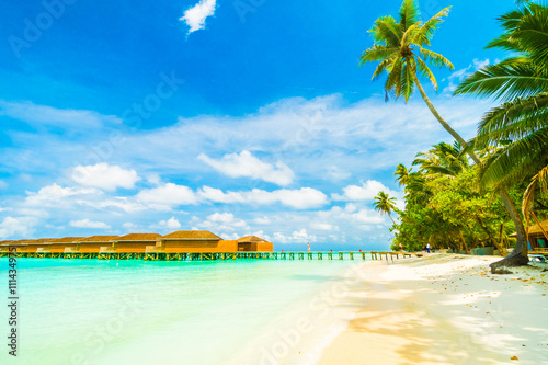 Photo  Maldives island