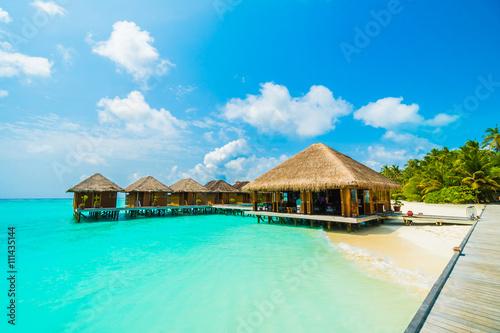 Fotografie, Obraz  Maldives island