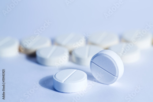 Fotografia  tablets medicine, pills