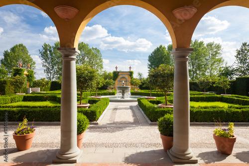 Fototapeta orientalna   giardini-del-mondo-giardino-orientale-berlino
