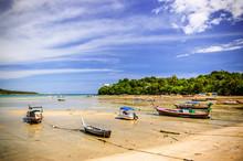 Rawai Beach At Low Tide, Phuke...