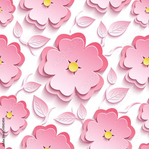 kwiecisty-bezszwowy-wzor-z-3d-sakura-i