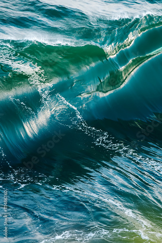 Foto auf Gartenposter Wasser Wave splash details travel concept