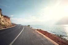 Highway Beside The Sea