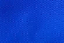 Blue Nylon Fabric Texture