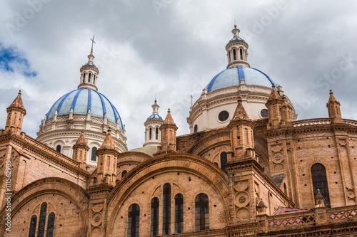 Catedral Nueva de Cuenca, Ecuador