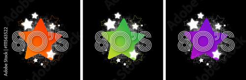Fotografia  80's / The eighties
