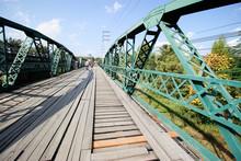 "Bridge In Pai 16 December 2015: ""memorial Bridge In Pai City"" Mae Hong Son,thailand"