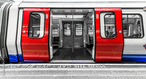 London tube Ubahn