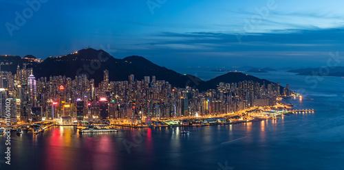 Zdjęcie XXL Hongkong i Hongkong,