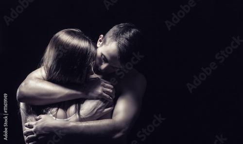 Fototapeta Embrace