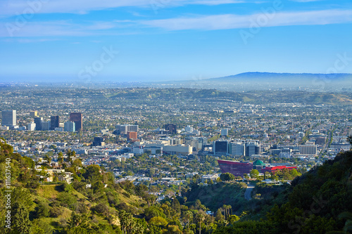 Photo  Panoramic view of the West Hollywood