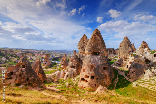 Printed kitchen splashbacks Turkey Cappadocia