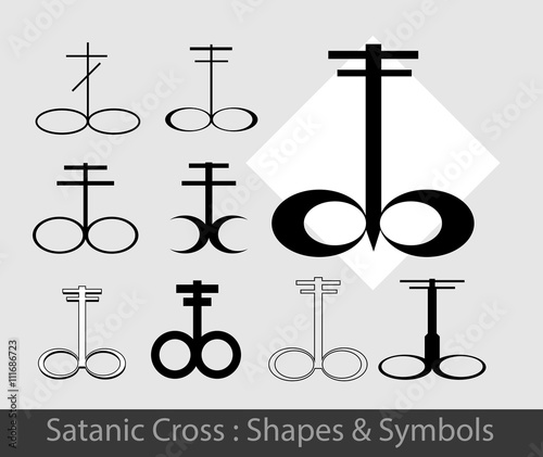 Satanic Symbols Buy This Stock Vector And Explore Similar Vectors