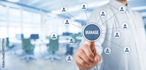 Photo  Manage management