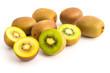 Kiwi Gold and Green