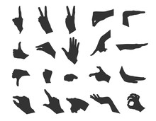 Hand Collection - Vector Illus...