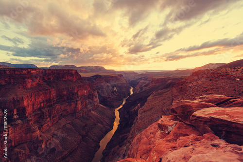 Fototapety, obrazy: Grand Canyon