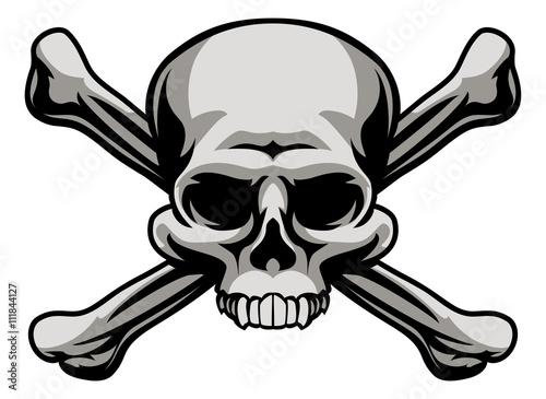 Fotografía Skull and Crossbones