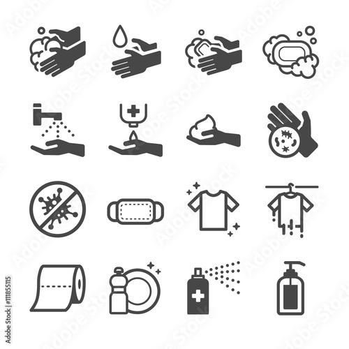 Fotografía  Hygiene Icon