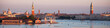 Early morning Venice panorama
