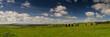 Panorama der Rhön vom Heidelstein
