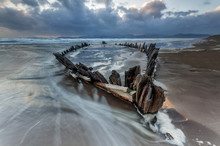 Sunbeam, Wreck At The Rossbeig...