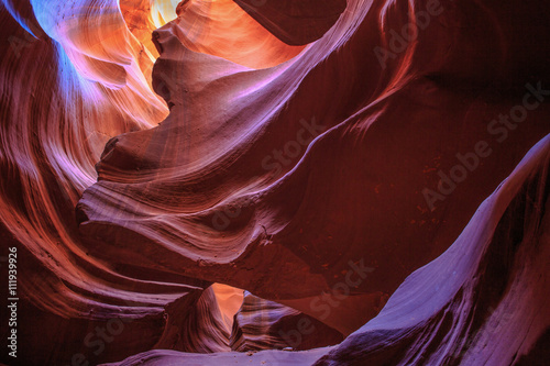 Colorful canyon
