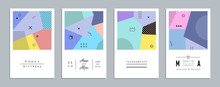 Abstract Trendy Templates With...