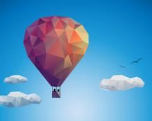Air Balloon Couple