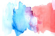 canvas print picture abstract watercolor background design