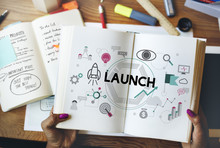 Launch Begin Introduce Kick Of...