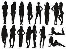 Silhouette Femmes