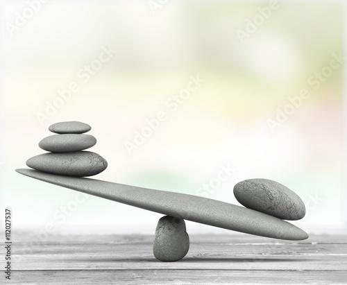 Fotografia, Obraz  Balance.