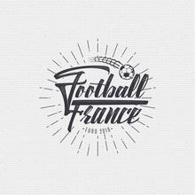 Footbal 2016 - Badge, Sticker ...