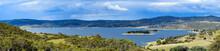 Lake Jindabyne Landscape With ...