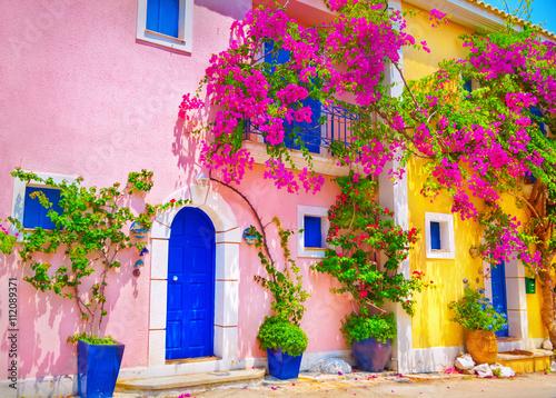 ulica-w-kefalonia-grecja