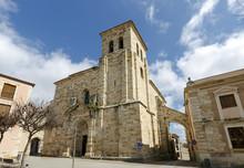 Church Of San Pedro And San Ildefonso, Zamora Spain