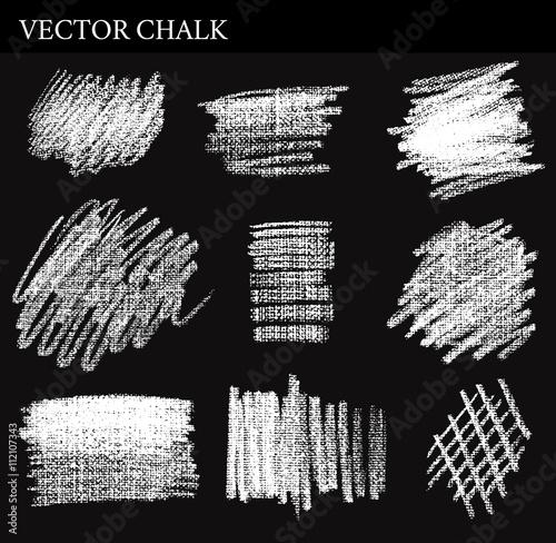 Valokuva  Vector Chalk Tone Value