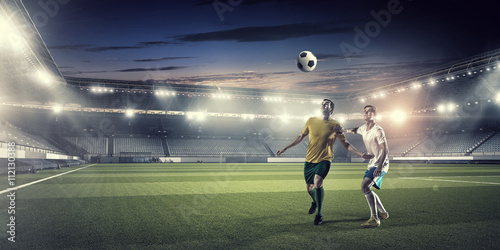 plakat Hot football moments