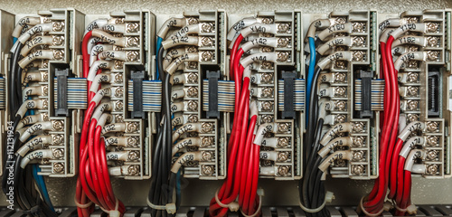 Excellent Wiring Plc Control Panel With Wires Industrial Factory Kaufen Sie Wiring Digital Resources Antuskbiperorg