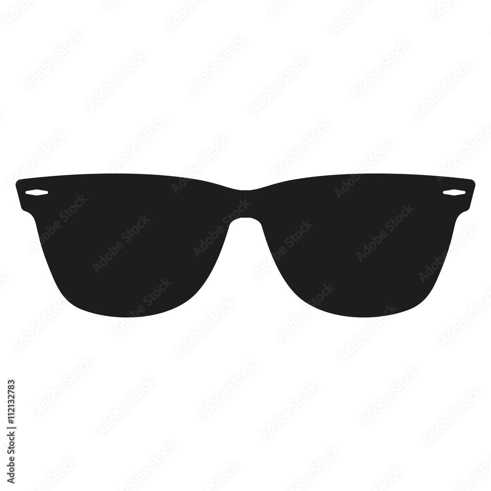 Fototapeta Sunglasses icon