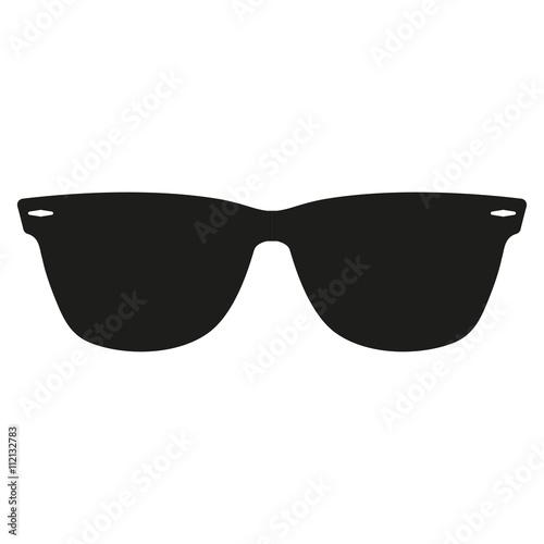 Fotografia, Obraz Sunglasses icon