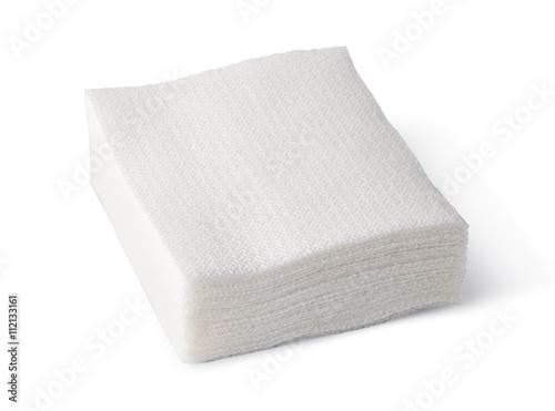 Fotografie, Obraz  paper napkin