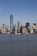 new york city skyline view during a sunny day
